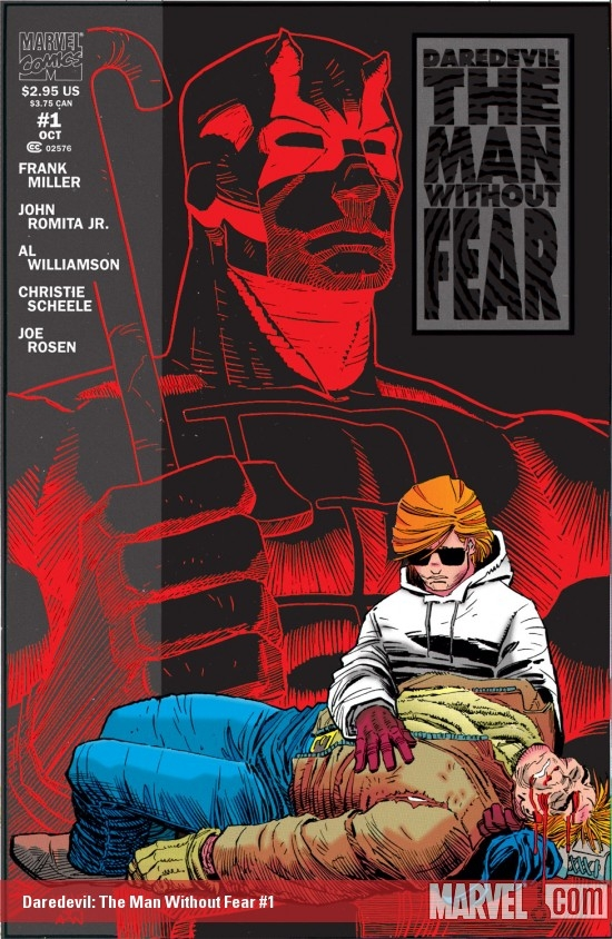 Daredevil: The Man Without Fear (1993) #1