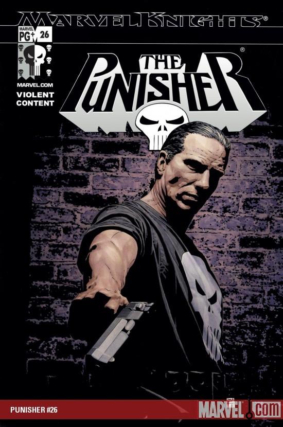 Punisher (2001) #26