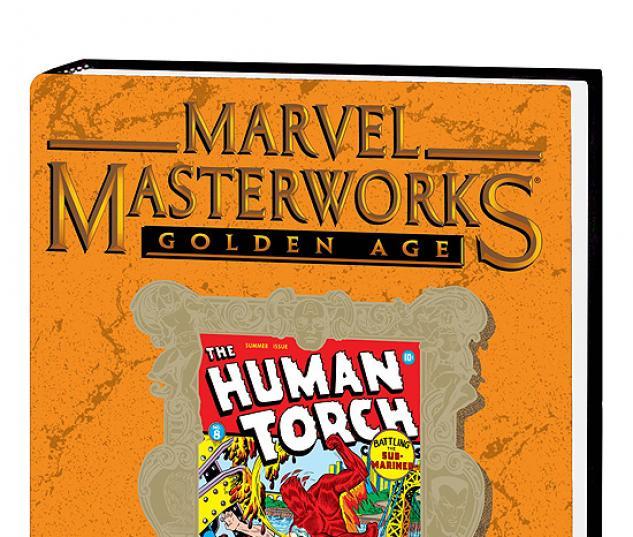 MARVEL MASTERWORKS: GOLDEN AGE HUMAN TORCH VOL. 2 HC #0