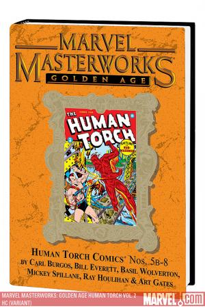 Marvel Masterworks: Golden Age Human Torch Vol. 2 (Hardcover)
