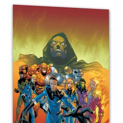 FANTASTIC FIVE: THE FINAL DOOM #0