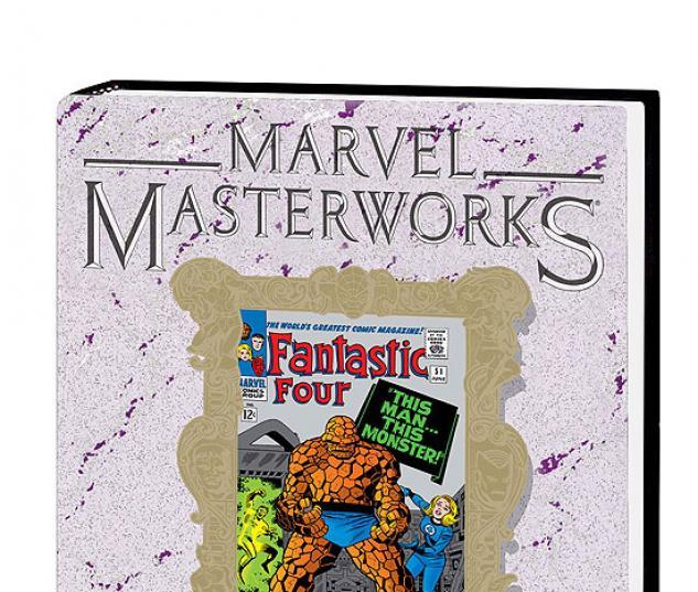 MARVEL MASTERWORKS: THE FANTASTIC FOUR VOL. 6 HC VARIANT #0