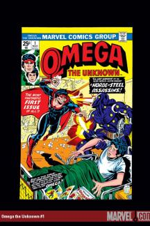 Omega: The Unknown (Trade Paperback)