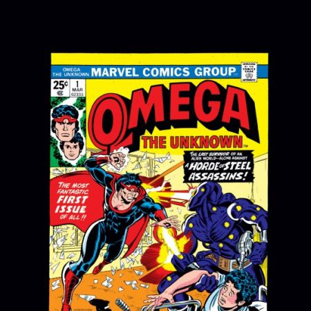 Omega the Unknown (1976) #1