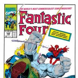 Fantastic Four (1961) #348