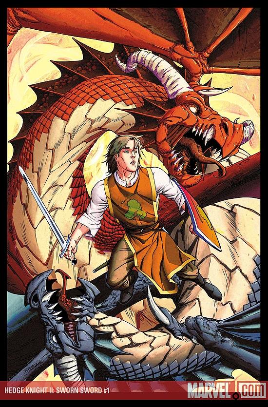 Hedge Knight II: Sworn Sword (2007) #1