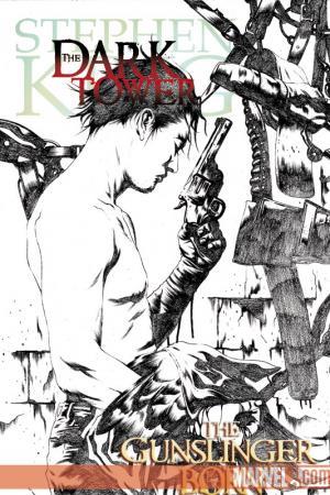 Dark Tower: The Gunslinger Born (2007) #1 (Jae Lee Sketch Variant)