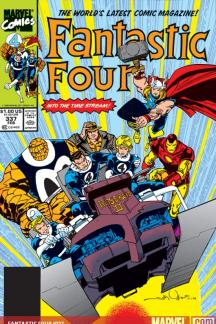 Fantastic Four #337