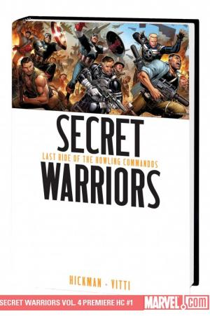Secret Warriors Vol. 4 (Hardcover)
