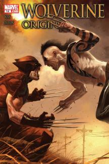 Wolverine Origins (2006) #14