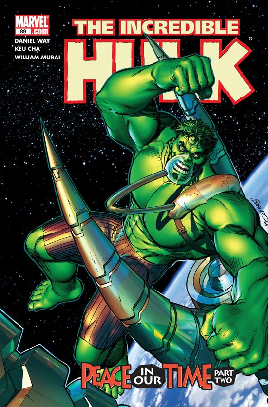 Incredible Hulk (1999) #89