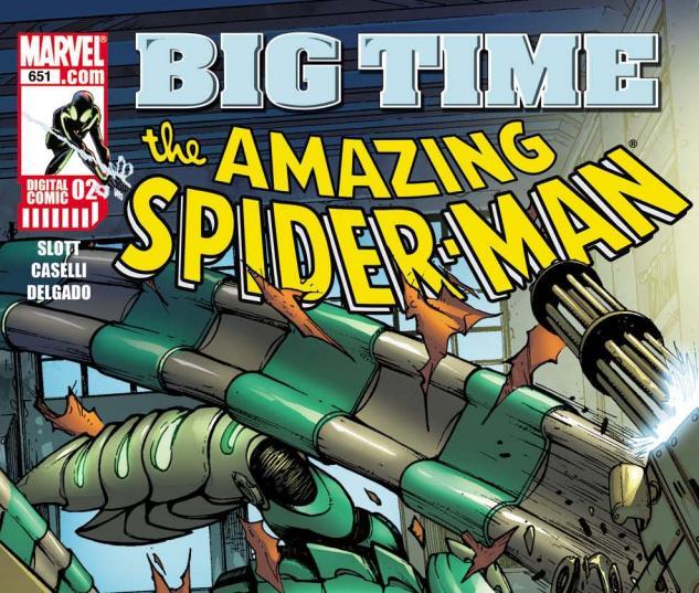 Spider-Man: Big Time #2