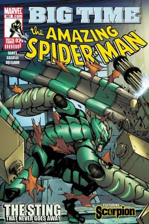 Spider-Man: Big Time (2010) #2