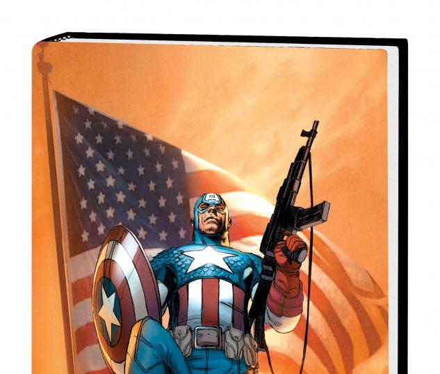 Ultimate Comics Captain America Premiere HC