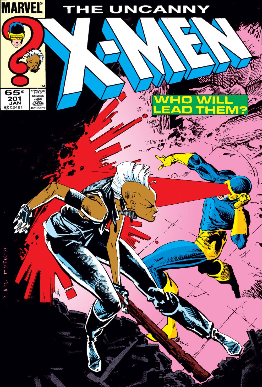 Uncanny X-Men (1963) #201