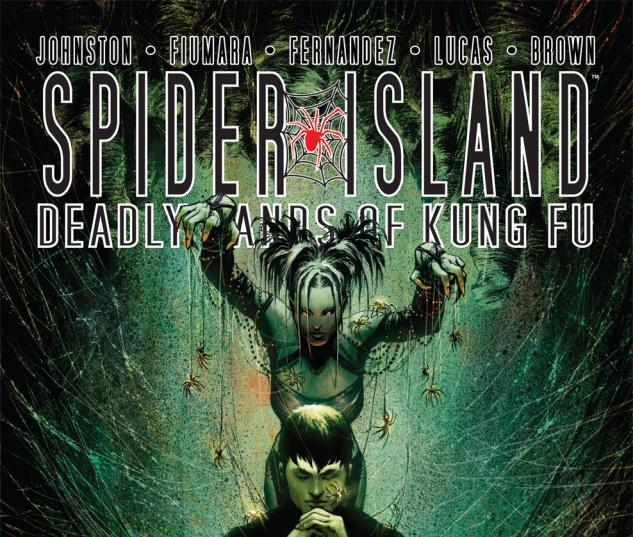 SPIDER-ISLAND: DEADLY HANDS OF KUNG FU (2011) #2