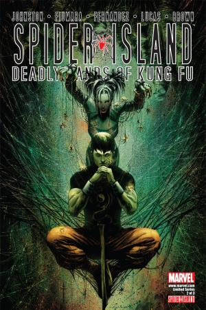 Spider-Island: Deadly Hands of Kung Fu #2