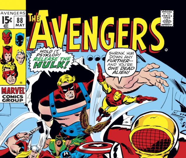 Avengers (1963) #88