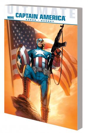 Ultimate Comics Captain America (Trade Paperback)
