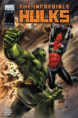 Incredible Hulks (2009) #627