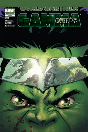 World War Hulk: Gamma Corps (2007) #2