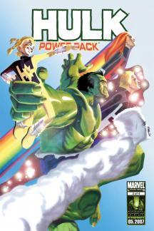 Hulk and Power Pack (2007) #3