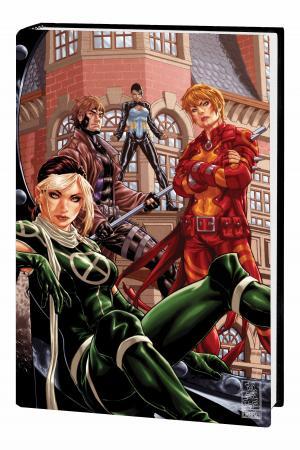 X-MEN LEGACY: BACK TO SCHOOL PREMIERE HC (Hardcover)