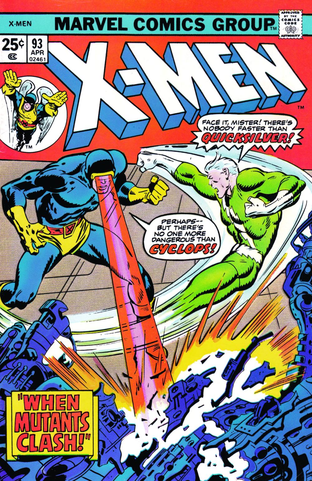 Uncanny X-Men (1963) #93