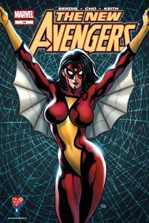 New Avengers (2004) #14