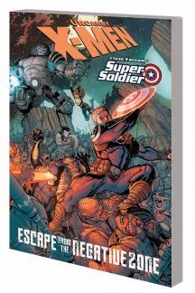 X-Men/Steve Rogers/Namor (Trade Paperback)