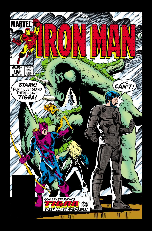 Iron Man (1968) #193