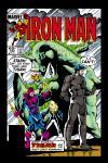 Iron Man (1968) #193 Cover