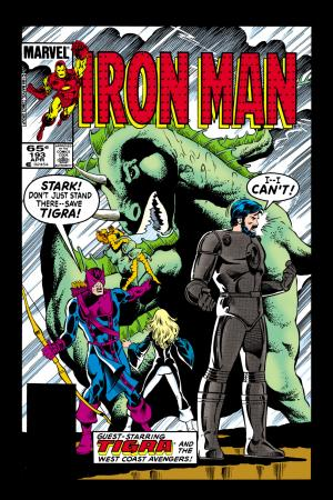 Iron Man #193