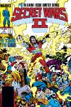 Secret Wars II (1985) #9 Cover