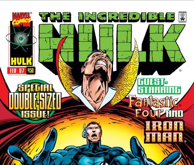 Incredible Hulk (1962) #450 Cover
