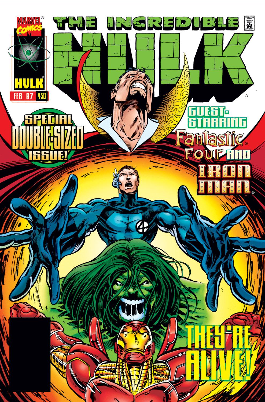 Incredible Hulk (1962) #450