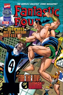 Fantastic Four #412