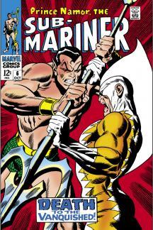 Sub-Mariner (1968) #6
