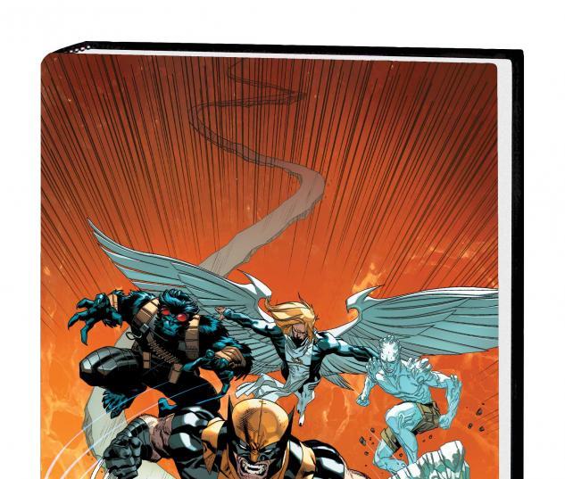 WOLVERINE & THE X-MEN BY JASON AARON VOL. 4 PREMIERE HC (AVX, COMBO)