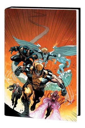 Wolverine & the X-Men by Jason Aaron (Hardcover)