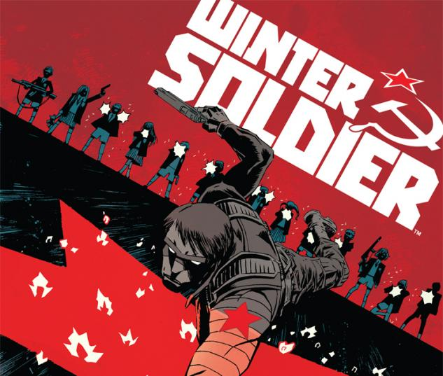 cover from Winter Soldier (2012) #16