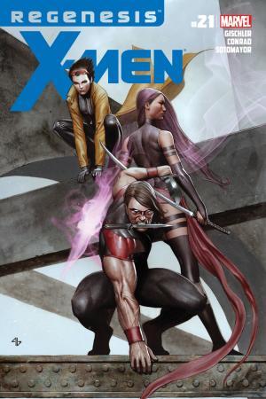 X-Men (2010) #21