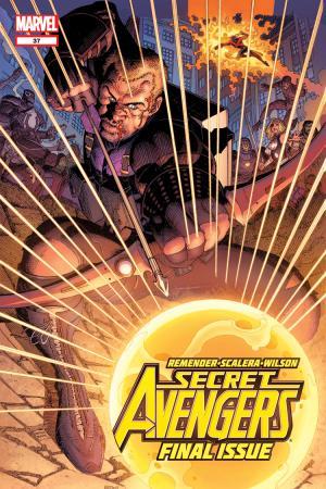 Secret Avengers #37