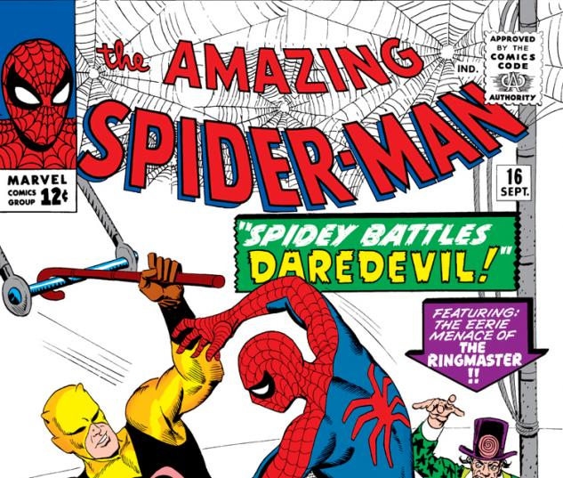 Amazing Spider-Man (1963) #16
