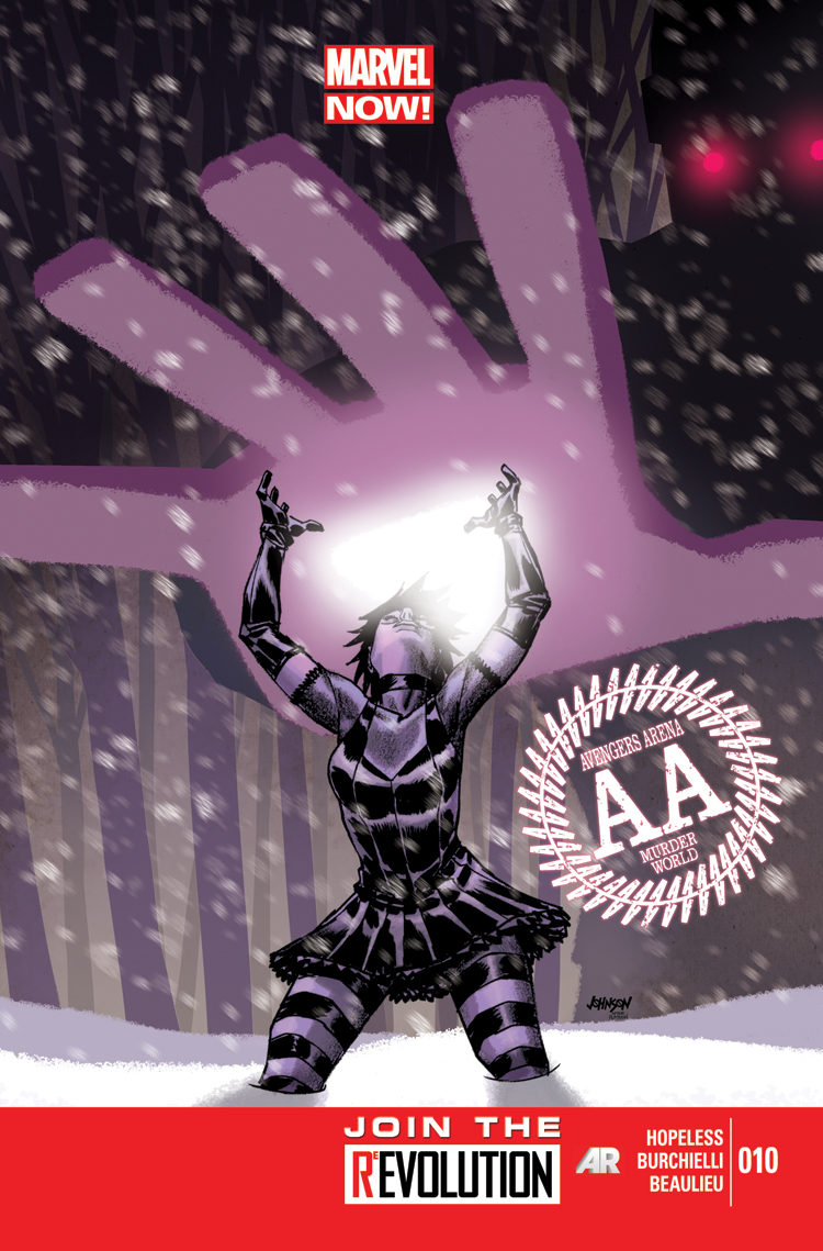Avengers Arena (2012) #10