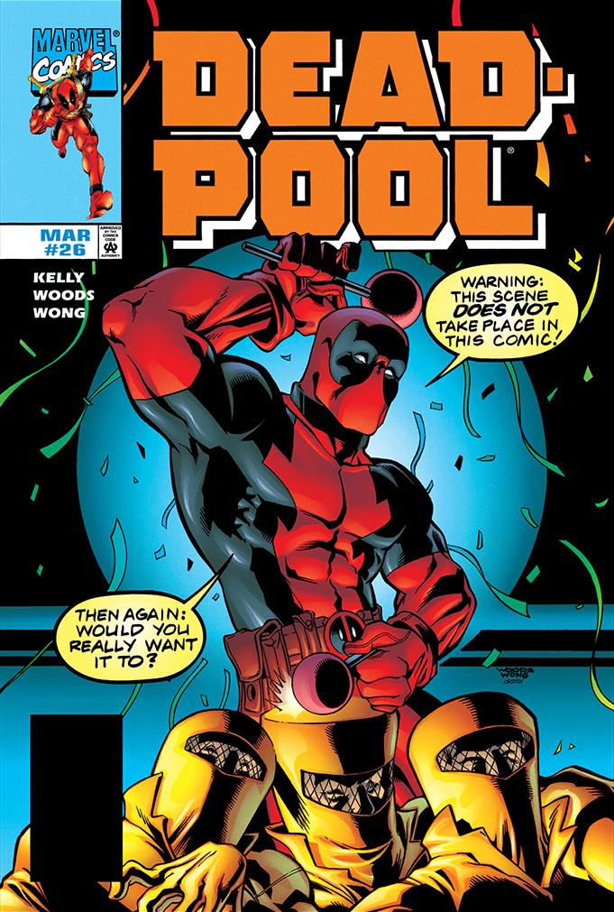 Deadpool (1997) #26