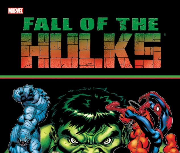 HULK: FALL OF THE HULKS PRELUDE (TRADE PAPERBACK) cover art