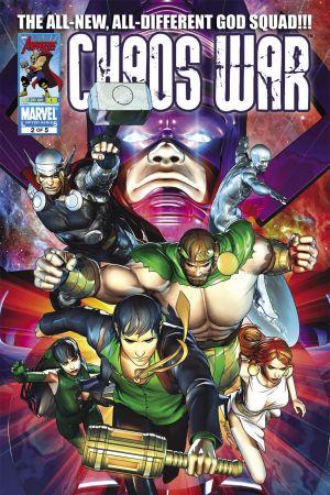 Chaos War (2010) #2