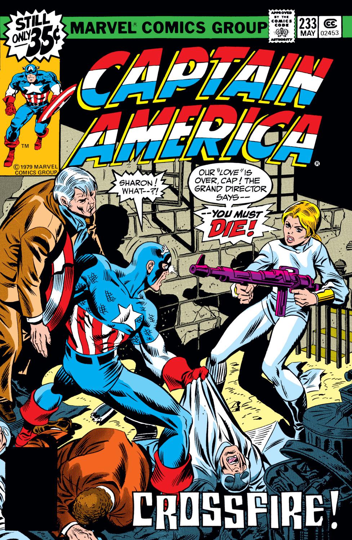 Captain America (1968) #233