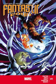Fantastic Four (2012) #11